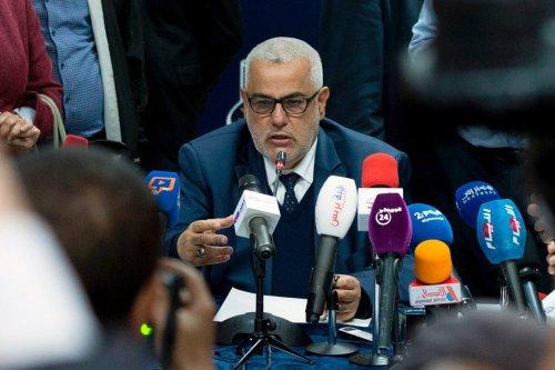 Morocco's former Prime Minister Abdelilah Benkirane in Rabat, Morocco on 16 March 2017 [FADEL SENNA/AFP/Getty Images]