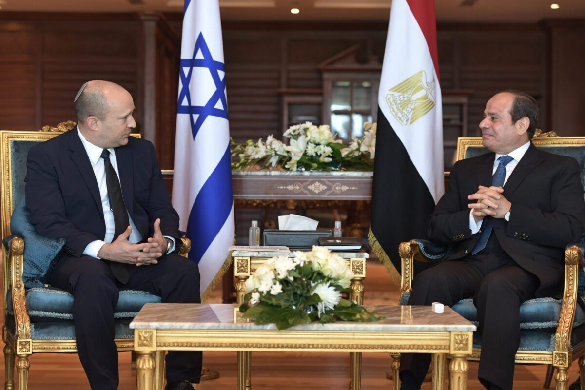 Sisi calls for international support to Egypt's mediation between Israel, Palestinians