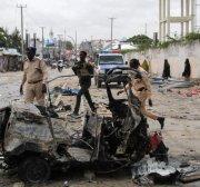 Al-Shabaab terror blast hits airport in Somalia, killing one