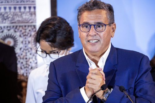 President of Morocco's National Rally of Independents (RNI) Aziz Akhannouch on September 9, 2021 [FADEL SENNA/AFP via Getty Images]