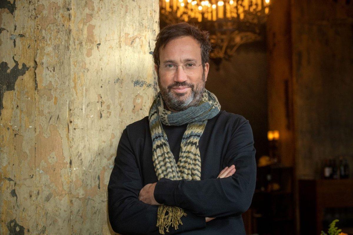 Professor Eyal Weizman, British-Israeli architect [David Ausserhofer / Robert Bosch Academy]