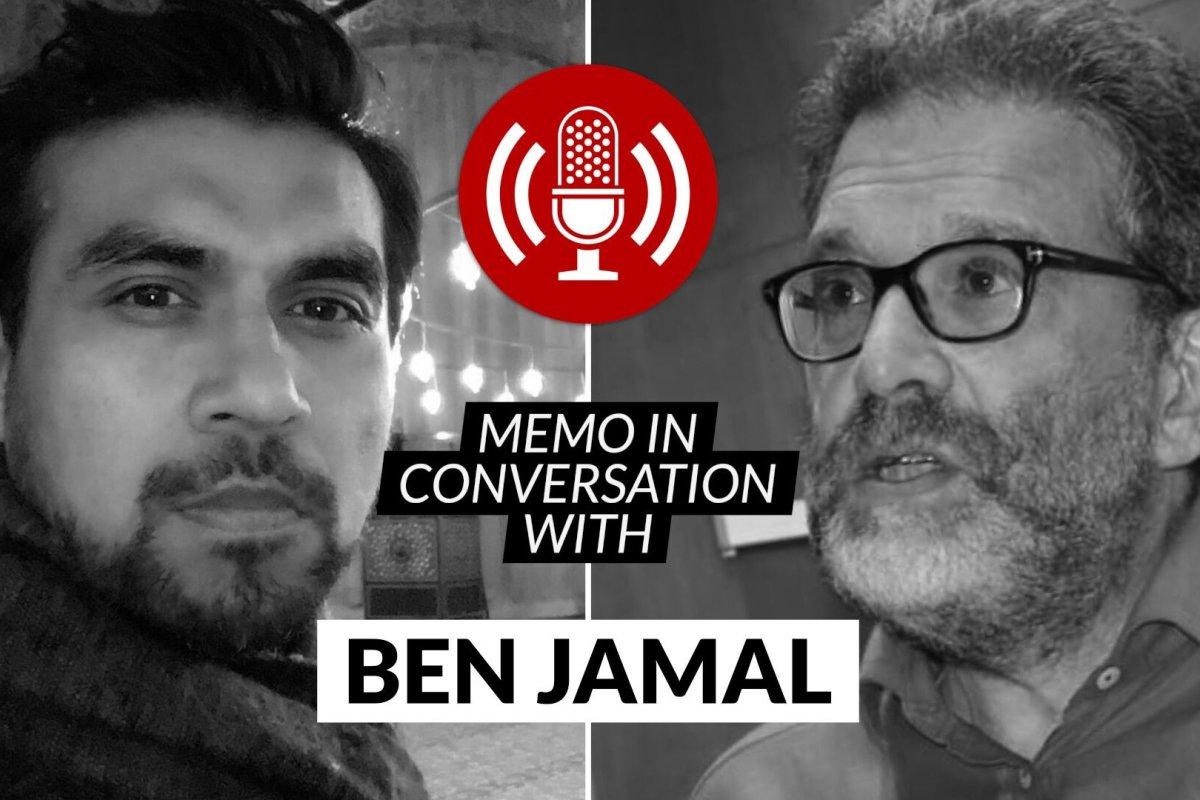 MEMO in conversation with: Ben Jamal