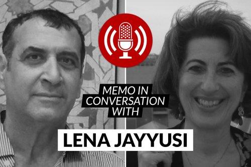 MEMO in conversation with Lena Jayyusi