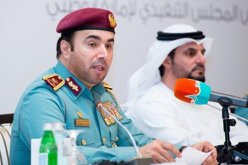 UAE's police chief Major General Ahmed Naser Al-Raisi (L) [Wikipedia]