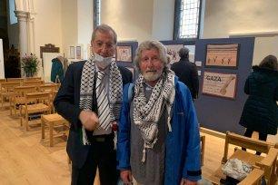 Festival of Palestine, on 9 October 2021 in Edinburgh, Scotland [provided by Festival of Palestine]