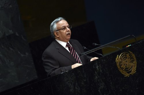 Saudi: Israel robbed Palestinians of their most basic rights