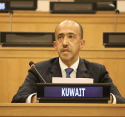 Palestinians should 'decide their own fate', Kuwait says