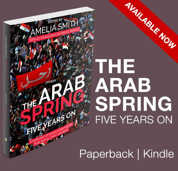 The Arab Spring Five Years On - MEMO Book