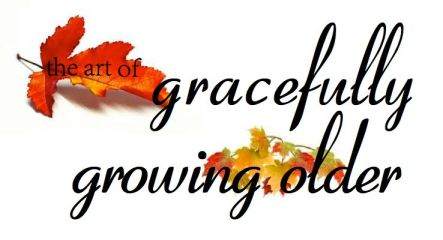 growing older gracefully graphic