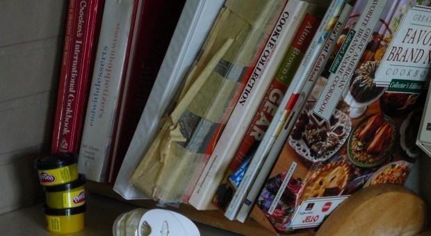 My Comfort & Joy:  A New Cookbook, A Cup Of Tea & A Footstool
