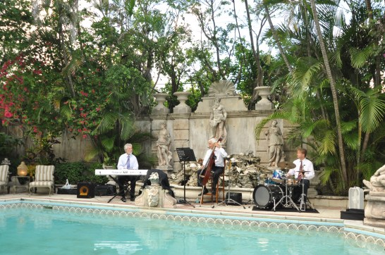 Palm Beach Mansion Party