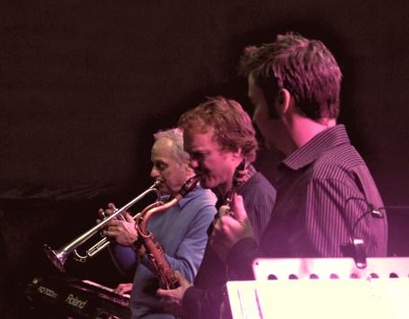Bobby Lewis, Pat Mallinger, Mark Small