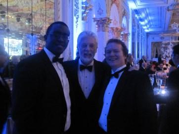 Mike Piolet, Jim Ryan, Pat Mallinger