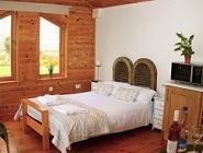 Cabin StudioHoliday Cottage sleeps 2 at Middlewick, Glastonbury