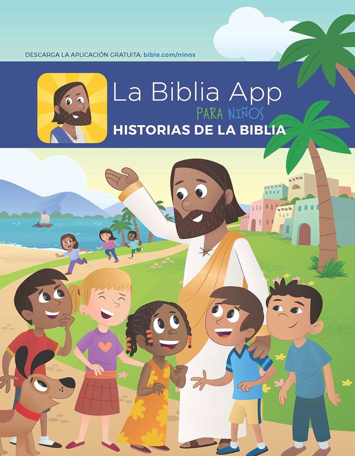 La Biblia App Para Ninos