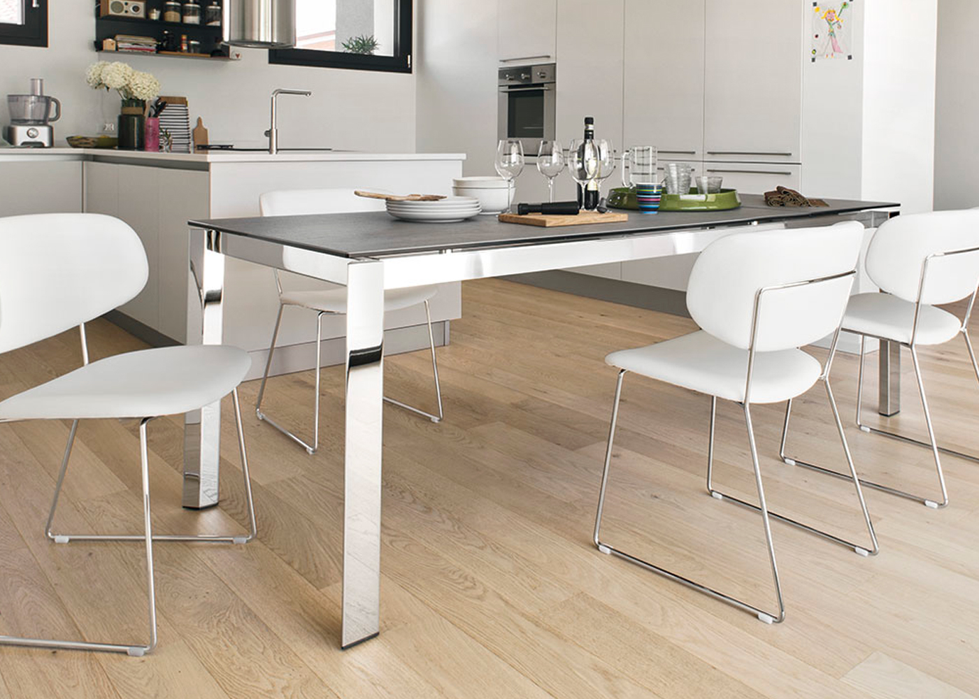 Calligaris Duca Table Midfurn Furniture Superstore