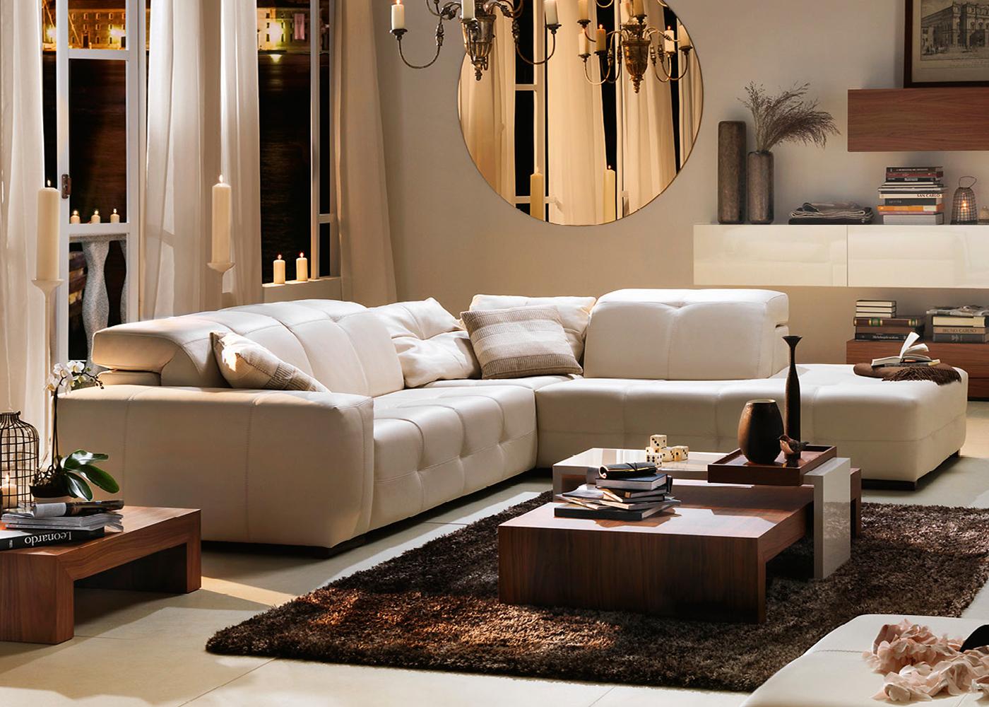 Natuzzi Surround Sofa Midfurn Furniture Superstore