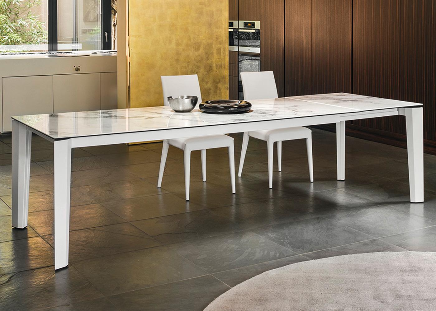 Calligaris Delta Table Medium Midfurn Furniture Superstore