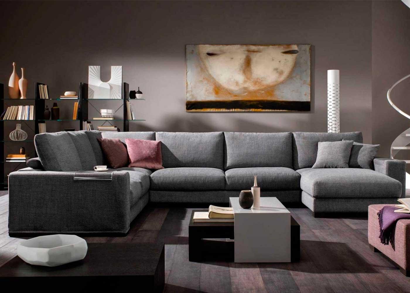 Natuzzi Domino Corner Sofa Midfurn Furniture Superstore