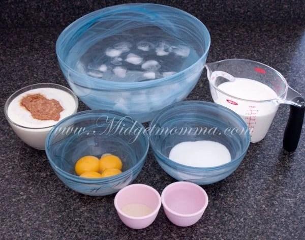 Bavarian Cream Recipe Ingredients