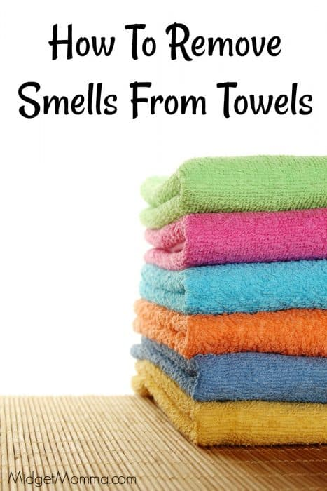 RemoveSmells FromTowels