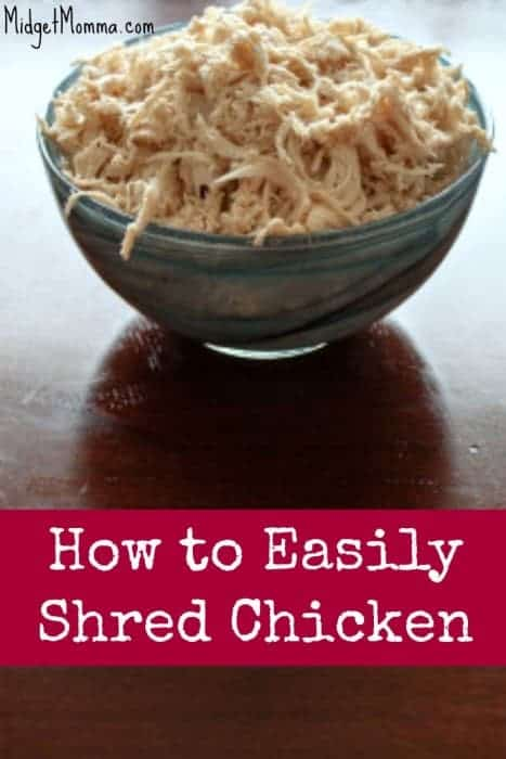 Easily Shred Chicken, how to Easily Shred Chicken, Easily Shred Chicken for sandwiches, Easily Shred Chicken for dip, shred chicken, how to shred chicken