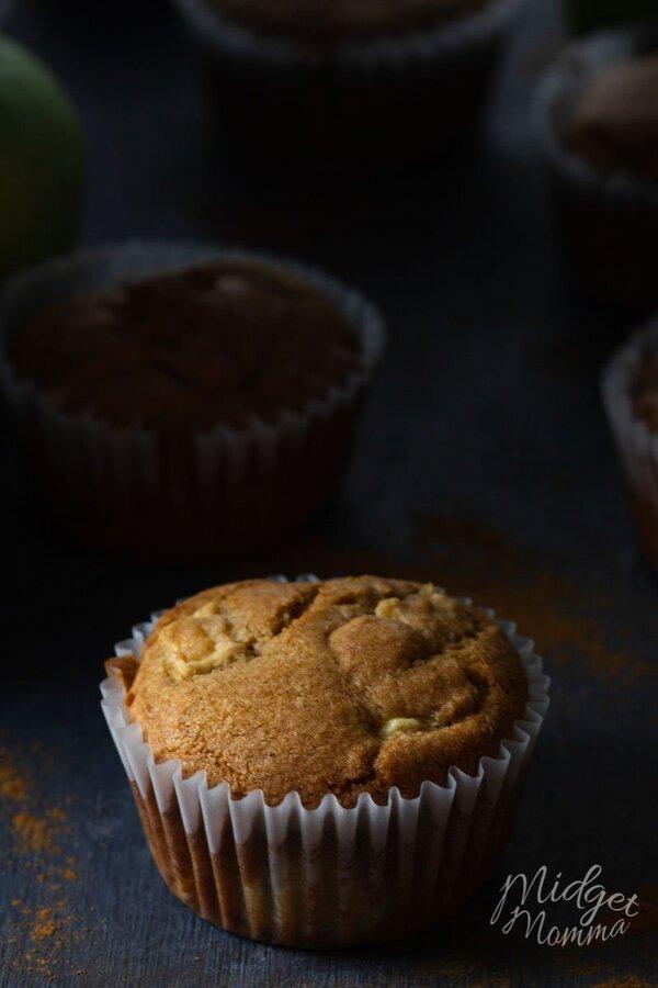 apple muffin recipes