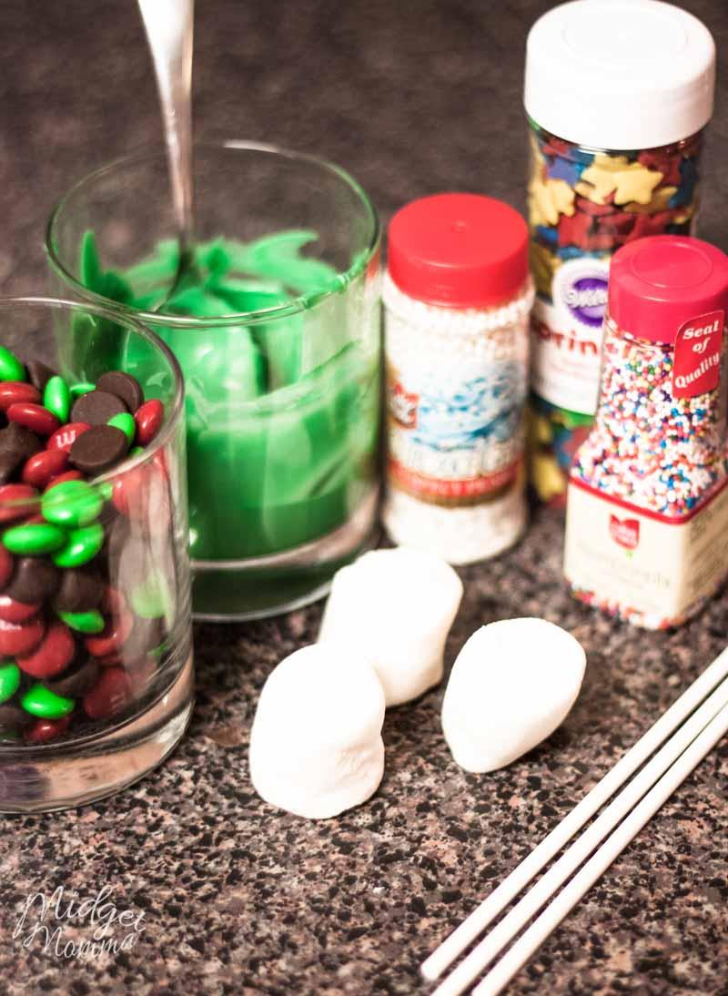 Christmas Marshmallows ingredients