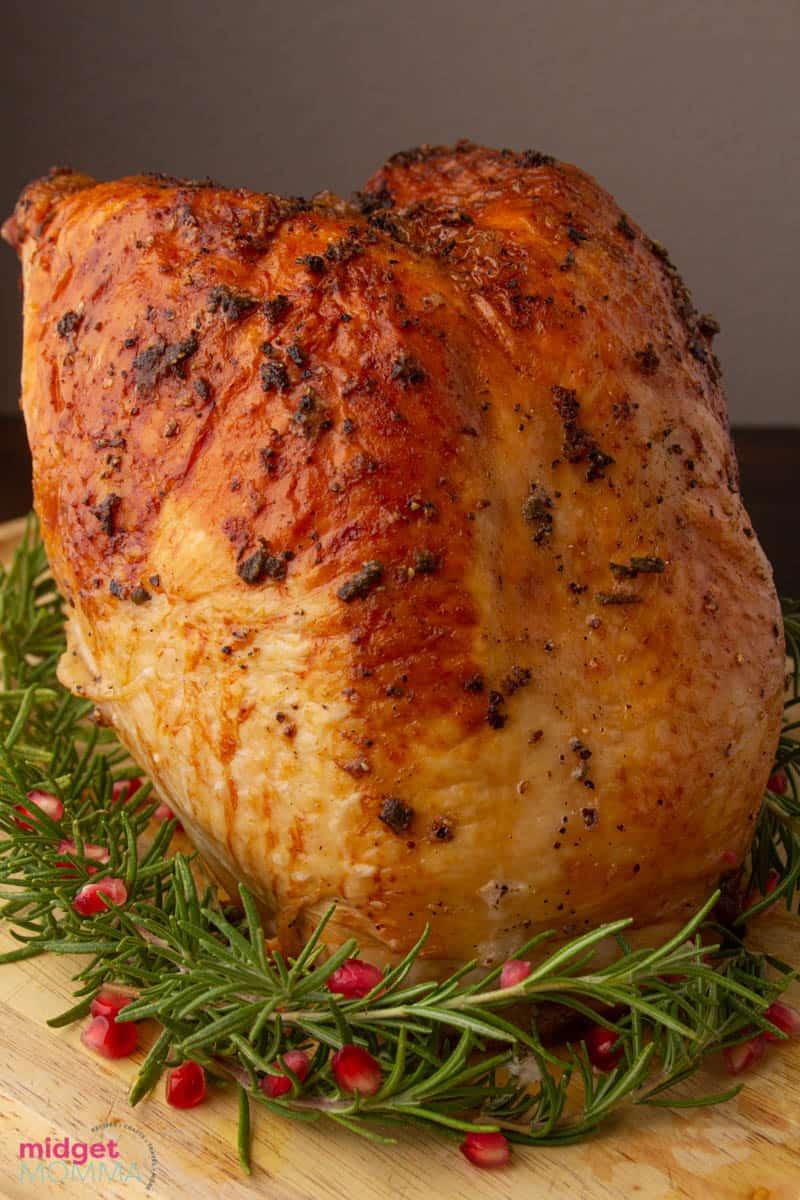 Easy Oven Roasted Turkey Breast