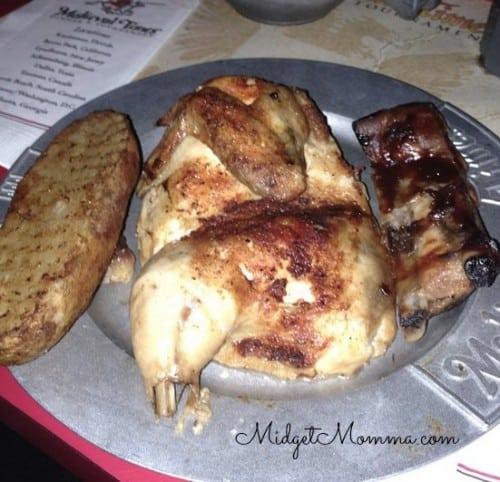 food at medieval times