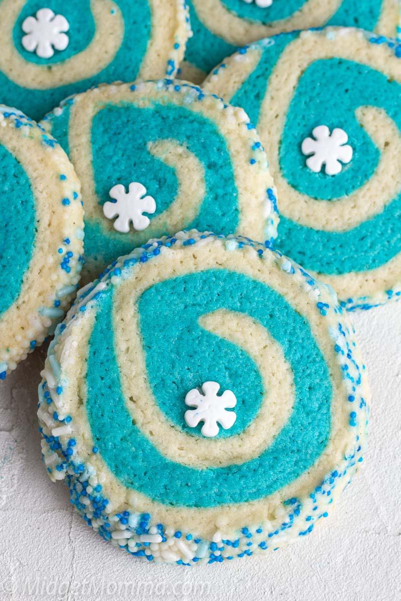 Frozen Movie Cookies