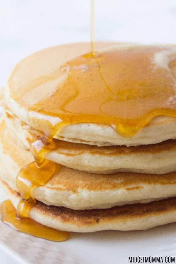 how to make pancakes fluffy