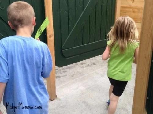 kids maze killington vermont