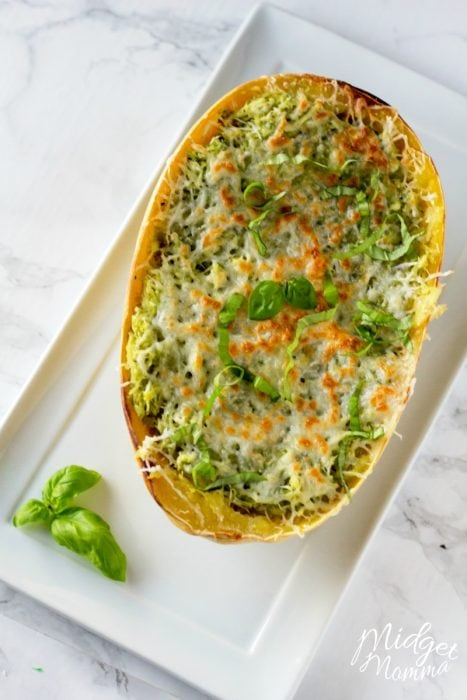 low carb spaghetti squash