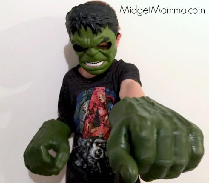 avengers gloves