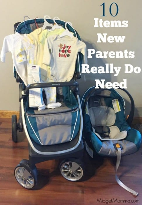 Items New Parents Really Do Need
