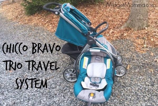 Chicco Bravo Trio System Review