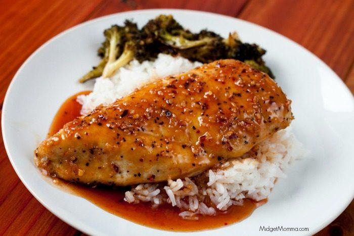 Weight Watchers Chicken Recipe