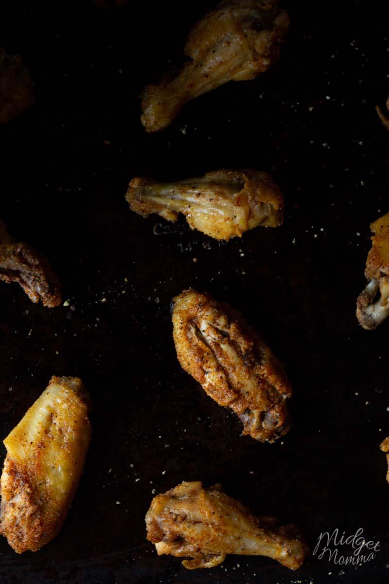 best way to cook chicken wings