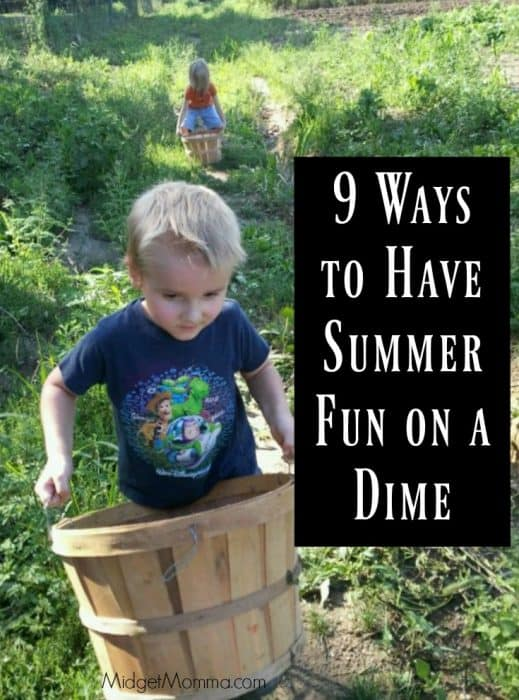 9 Ways to Have Summer Fun on a Dime