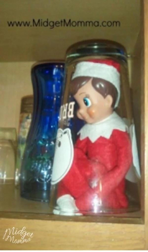 elf on the shelf mischievous ideas