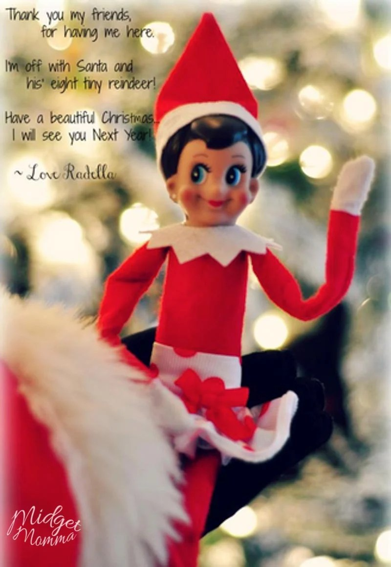 How To Introduce Elf On The Shelf Everything Else You Need