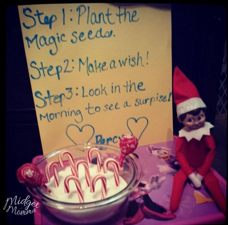 elf on the shelf quick ideas