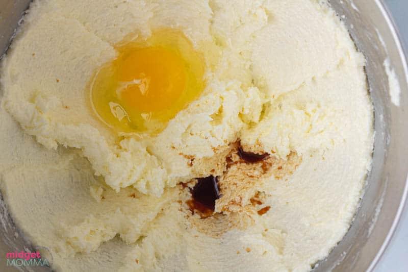 No Spread Sugar Cookies Recipe