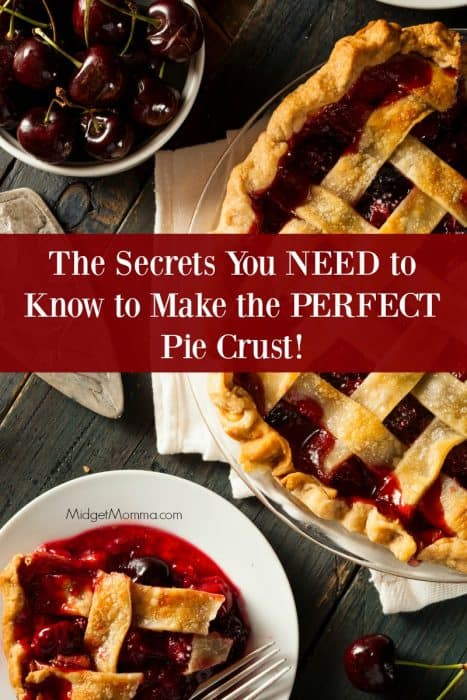 PERFECT Pie Crust Secrets