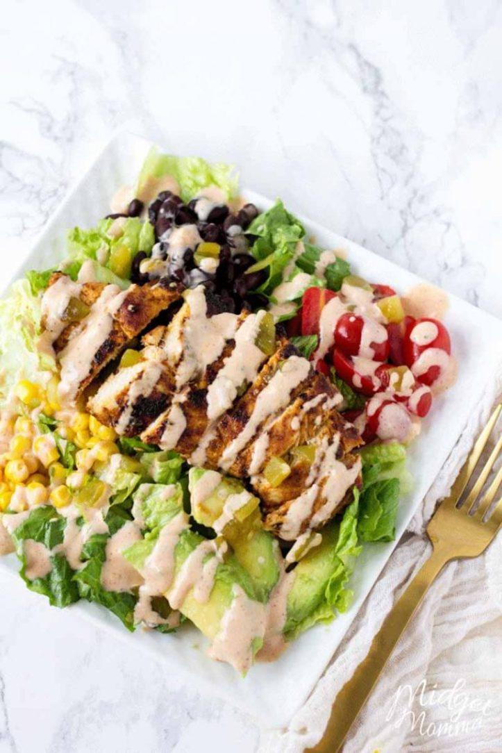 weight watchers salad