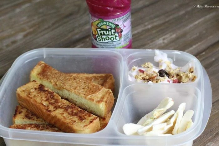 easy Endless Possibilities Lunch Ideas