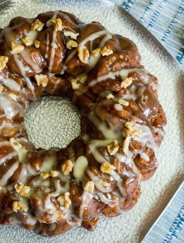 Pumpkin Pecan Bundt Cake Recipe