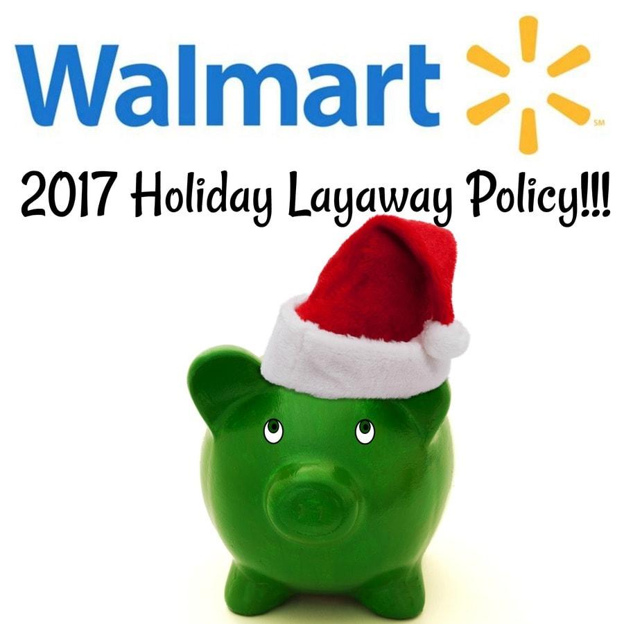 Walmart Holiday Layaway Starts September 1 MidgetMomma