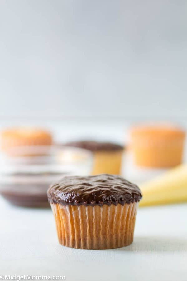 Boston Cream Pie Cupcake Recipe